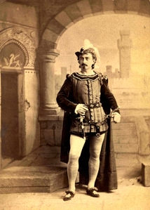 Edwin Booth as Iago c.1870