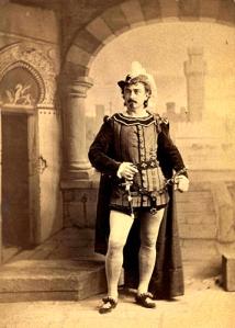 Edwin Booth as Iago c.1870