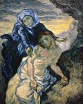 Pietá, Van Gogh