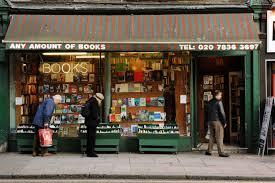 secondhand bookshop 01
