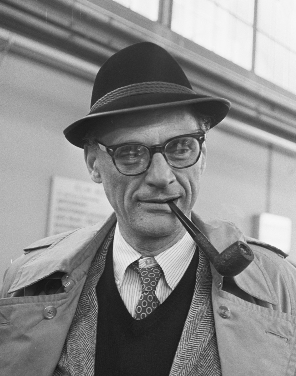 are the characters in arthur miller's Arthur miller himself had a negative experience with the law, having been betrayed by close friend elia kazan to the house of un-american activities a world that the characters can credibly inhabit they are influenced and shaped by the customs, moral values and social structures of that society.